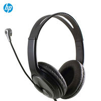 HP/HP Headset Notebook Computer Subwoofer Voice Microphone Headset Business Office Game