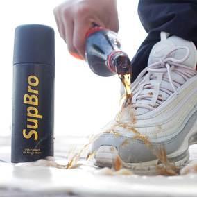 SupBro 防水喷雾防尘防污小白鞋球鞋鞋子护理防水防脏神器sneaker