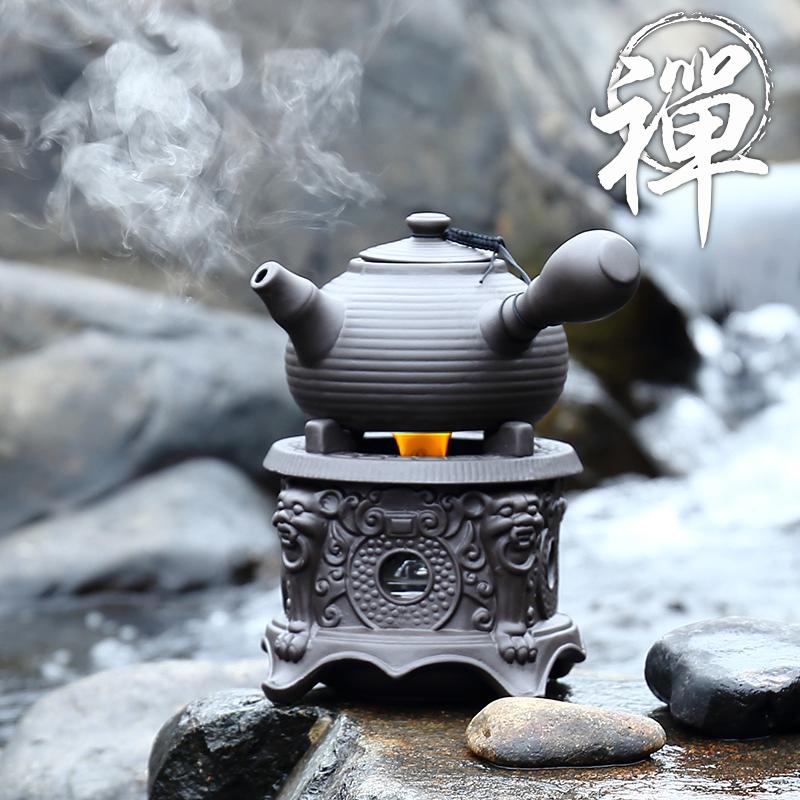 炭炉 酒精 茶炉