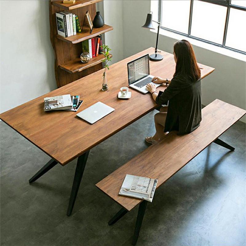 长方形写字台办公桌