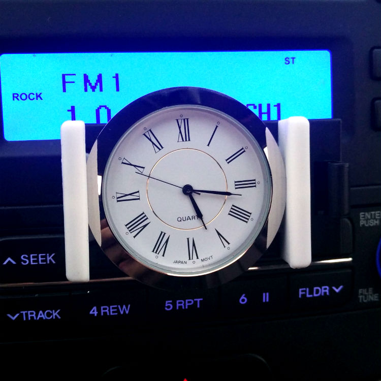 高档车用钟表