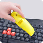 Mini small computer keyboard dust cleaning Desktop cleaning notebook mobile phone mini powerful USB vacuum cleaner