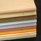 国展六尺粉彩宣纸洒金半生半熟黄色四尺彩色宣纸作品纸书法专用纸