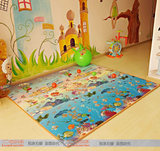 Infant children crawling mat baby climbing mat custom-made custom size 2cm1cm double-sided thickening custom 2 m