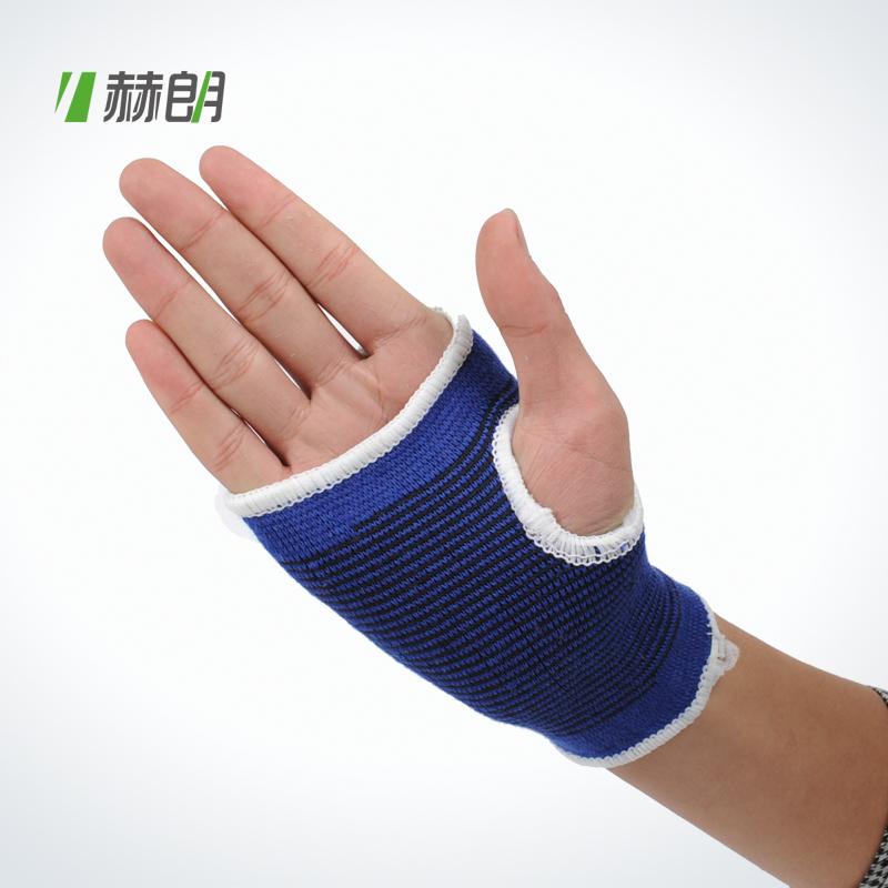 赫朗 健身手套 男士护腕/运动骑行手套/半指/透气/耐磨护具5元优惠券