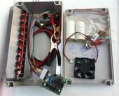 开孔加10元 12v600w电子白金机逆变器散件不包括变压器 壳没开孔