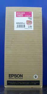 原装爱普生T6823鲜洋红色墨盒适用于PRO 7908 9908绘图仪