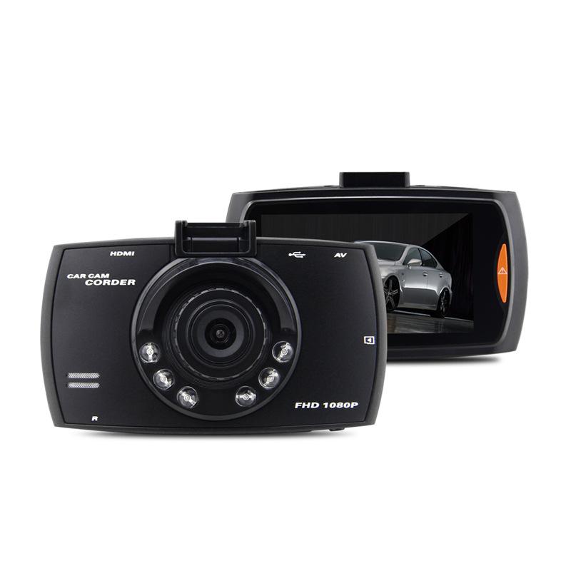 2019新款2.7寸行车记录仪G30L140度广角拍摄 行车监控仪