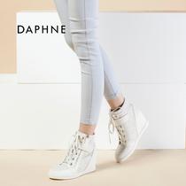 休闲时尚拖鞋ins夏季新款凉鞋女方头纯色2018达芙妮Daphne