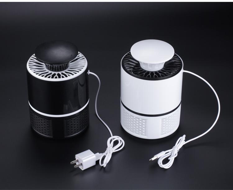 电蚊灯蚊子灭蚊灯家用去除驱蚊神器室内光学生蚊虫诱灭器插电USB