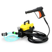 Car wash artifact high pressure home Car washing machine portable multifunction foam 220V powerful high pressure brush pump head
