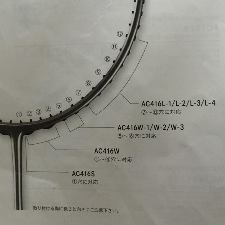 尤尼克斯护线管