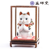 Japanese pharmacist kiln pray to recruit caicat big swing items opening birthday wedding gift desk swing spot