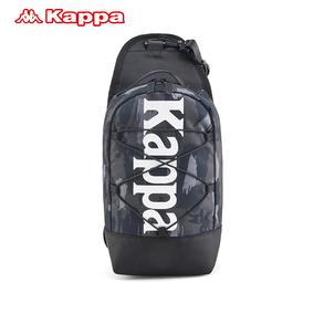 Kappa/背靠背正品卡帕新款男女情侣单肩包潮流串标单肩手提斜挎包