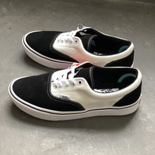 Chinese cabbage VANS ERA Comfy Cush black-and-white ultra-light low-top skateboard shoes couple VN0A3WM9N8K