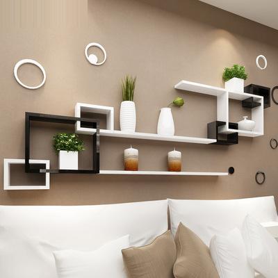 墙上置物架壁挂室内使用感受
