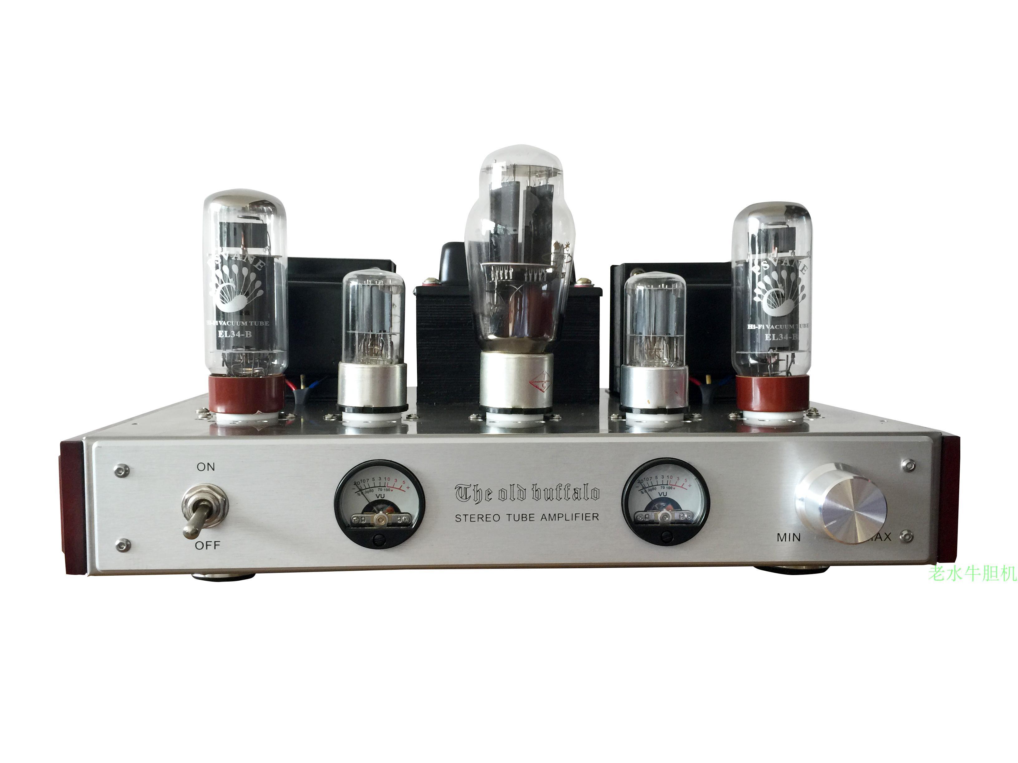 Ламповые усилители мощности Артикул 42031640329