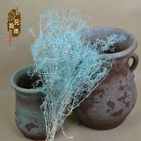 Dry bouquets full of stars Xiaoxia grass home decoration shooting DIY students university building model tree Epoxy material
