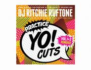 Scratch disk 7 inch PRACTICE YO! CUTS Vol1+2 vinyl tape effect disk