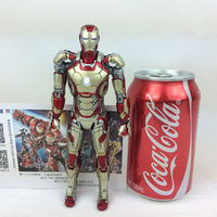 Spot comicave 1/12 alloy iron man mk42 hand to do Marvel complex around the model toy ornaments