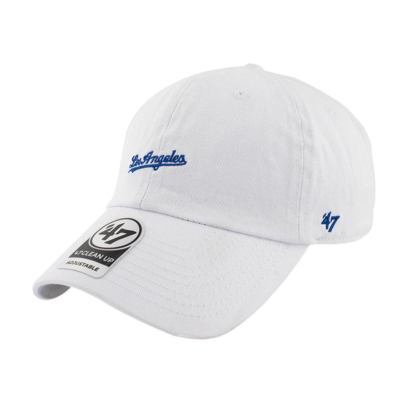 47白色帽子女小标鸭舌帽软顶棒球帽男mlb棒球帽yankees弯檐嘻哈帽