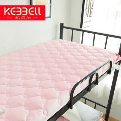 全棉纯棉防滑学生宿舍床垫保护垫加厚双人1.5米1.8m床褥子垫被
