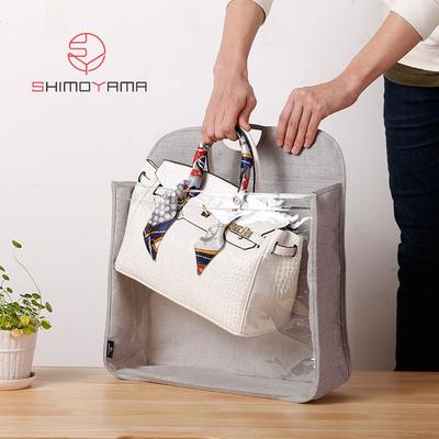 包包防尘收纳袋可悬挂式防潮透气皮包袋家用收纳整理袋子挂袋