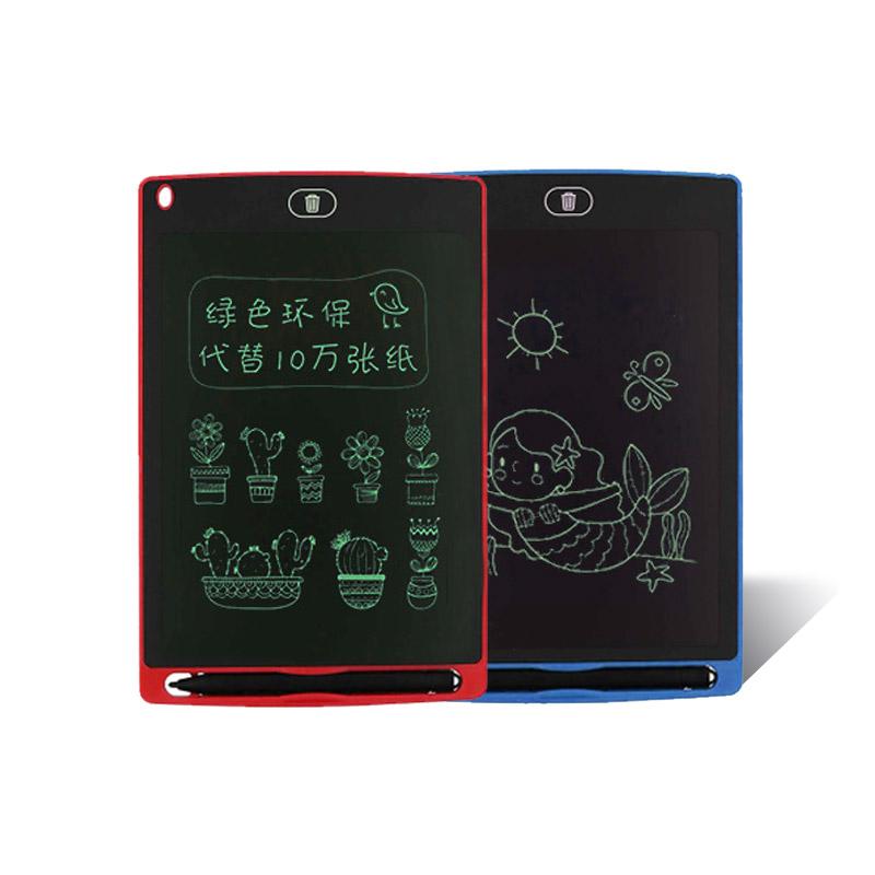 和乐族儿童液晶手写板宝宝绘画涂鸦画画黑板电子写字板可擦绘图板