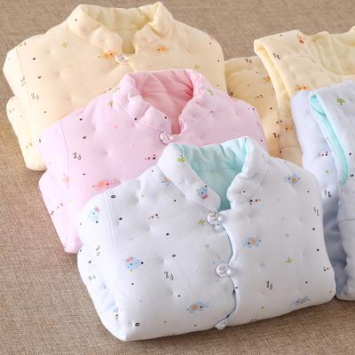 儿童装手工棉花棉袄棉裤套装 幼儿宝宝冬季棉衣 婴儿小孩加厚冬装