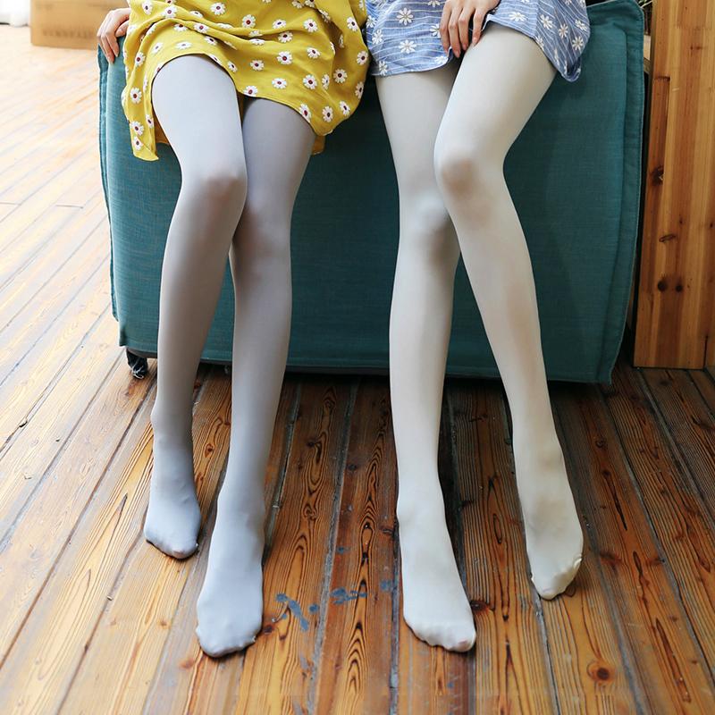 灰色丝袜秋季