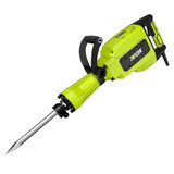 Shibaura 95 single electric 镐 industrial grade high-power concrete heavy-duty electric hammer electric hammer to break the wall to hit the road big electric 镐