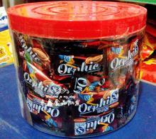飞的巧克力桶装约140个巧克力年货零食糖果礼物代可可脂批发包邮