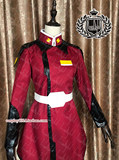 White Night City Cosplay Gundam SEED-DESTINY Aslan Real Birds Zaft Military Uniforms