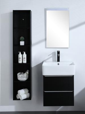 洗脸盆台上盆套装卫生间组合简约小户型迷你46cm洗手洗漱浴室柜