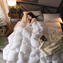 8斤10斤冬季加厚被子保暖双人被芯学生宿舍单人棉被冬被冬天被褥