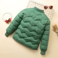 2018 new anti-season children's down jacket top baby small children's thickened down jacket boys and girls
