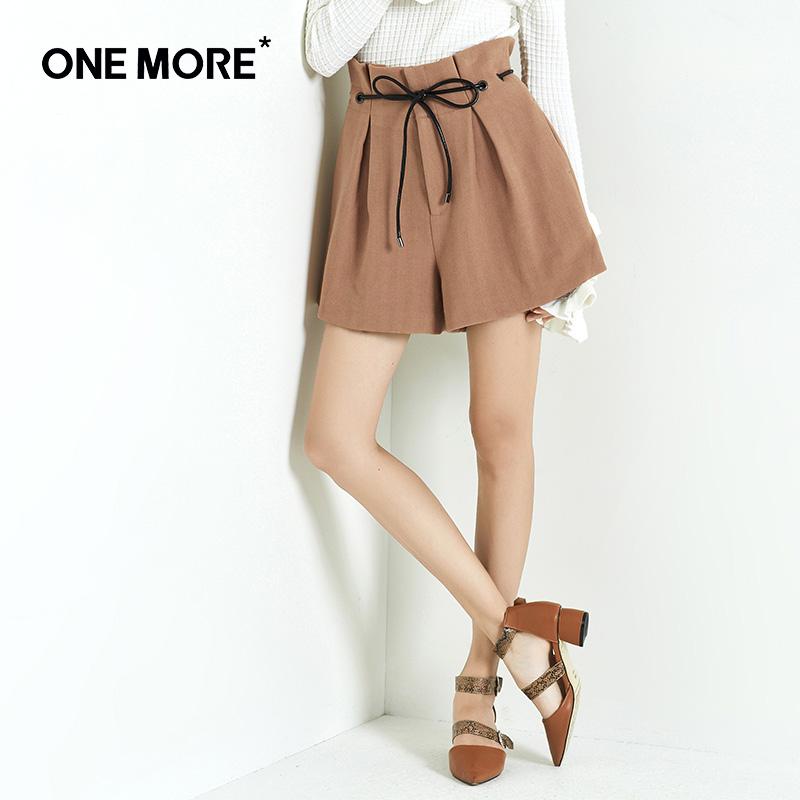 新款冬装短裤