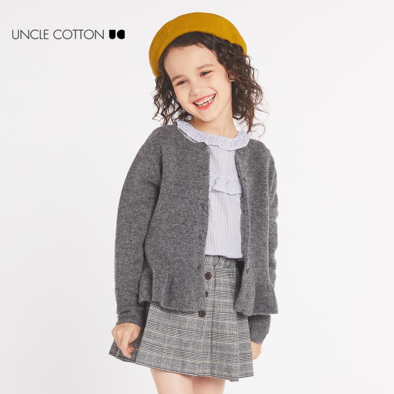 儿童针织羊毛衫