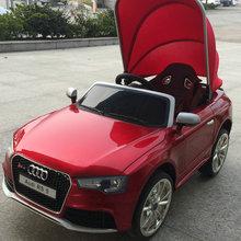 奥迪婴儿童电动汽车四轮超大号带遥控小孩子可坐宝宝玩具车可坐人
