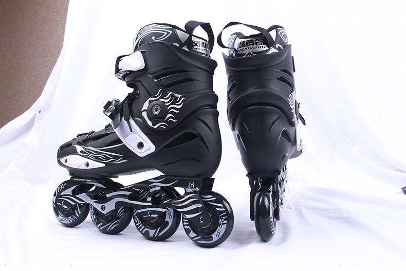 风移轮滑鞋成人平花溜冰鞋直排轮花式鞋旱冰鞋滑冰鞋1元优惠券