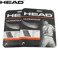 Hyde HEAD ULTRATOUR/HAWK Tennis line Polyester hard wire Control touch resistance resistance rotation line