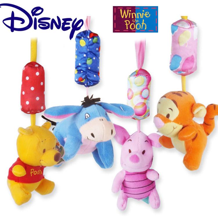 Disney迪士尼风铃 婴儿车挂床挂 声音脆耳 叮咚作响婴儿益智玩具