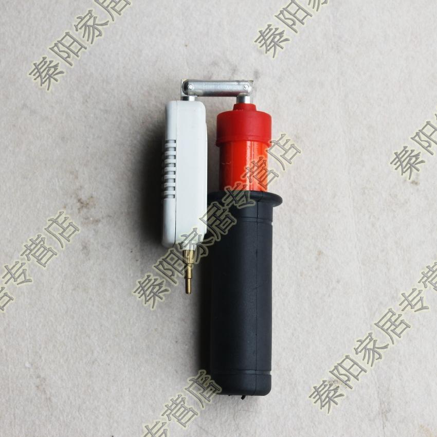 旋转头验电器WBJ高压声光验电器10kv高压验电笔360度 测电笔