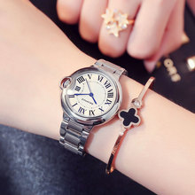 Waterproof and Fashion Women Watches 2009 New Fashion Student Korean Simple Leisure Atmospheric Quartz Cousin