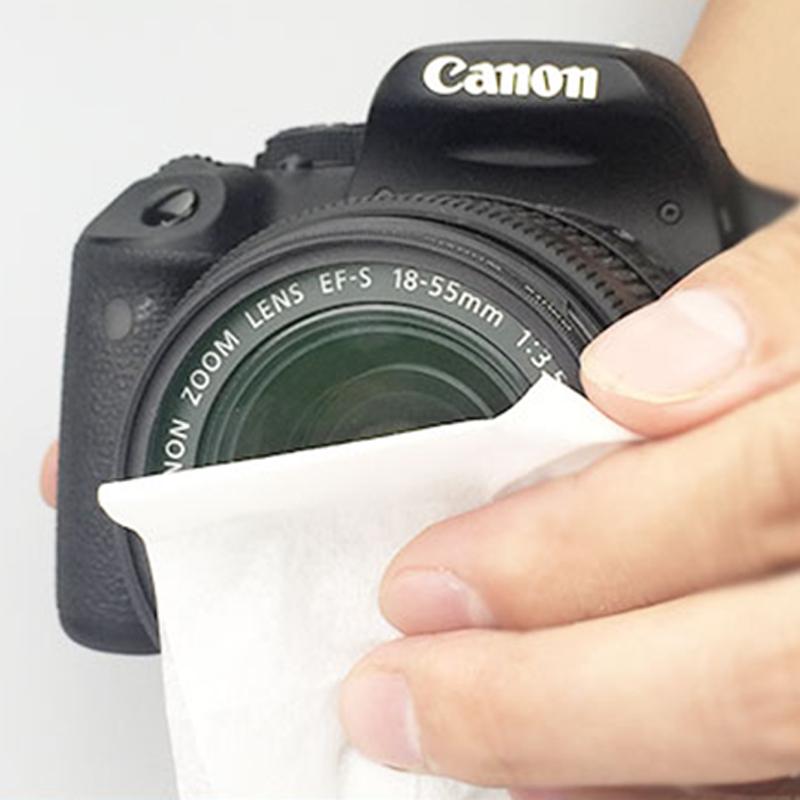 日本擦镜纸高档眼睛清洁纸一次性眼镜纸镜头纸擦眼镜布