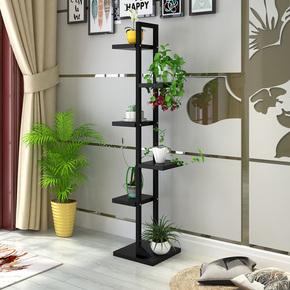 【天天特价】组装铁艺花架多层阳台客厅花架绿萝吊兰花盆架落地式