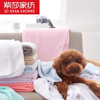 珊瑚绒浴巾毛毯夏季薄款毛巾被子盖毯吸水毛巾法兰绒空调毯子单人