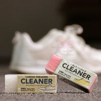 Japanese authentic JEWEL CLEANER footwear portable eraser to shoes stains suede fur