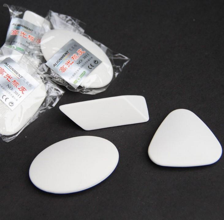 德国艾莱根高光橡皮 高品质素描橡皮美术橡皮 超干净素描橡皮