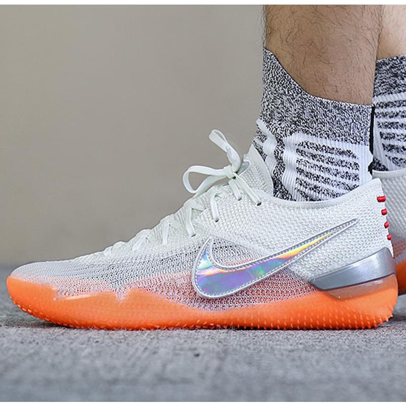 Nike KOBE AD NXT 360 React 科比12编织德罗赞 篮球鞋AQ1087-100